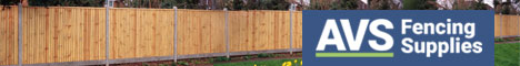 Buy High Quality Fence Panels Online - AVS Fencing Supplies