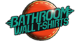Cool and unique T-shirts on the web from Bathroom Wall