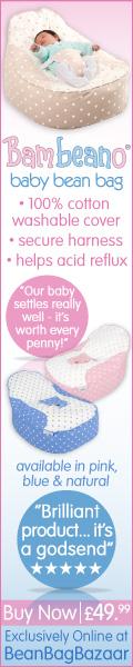 Baby bean bag - bean bag for baby