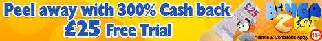 January £25 Free Trial Bonus