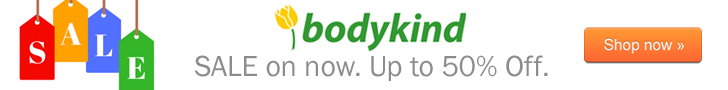 bodykind October Sale - Up to 50% off