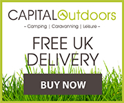 Free UK Delivery - Capital Outdoors