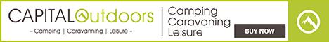 Logo and Camping, Caravaning, Leisure