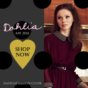 Dahlia Fashion Spring 2012