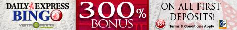 £100 Match Bonus