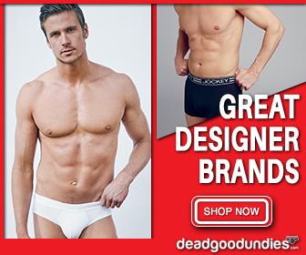 Gregg Homme outrageous underwear