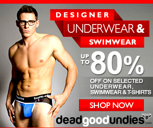 Dead Good Undies -  - Men's designers underwear & swimwear