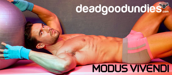 Modus Vivendi high fashion designer underwear for men