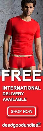 Gregg Homme sexy underwear