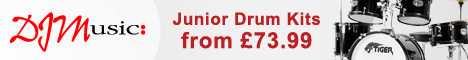 DJM Drum Kits for kids and adults