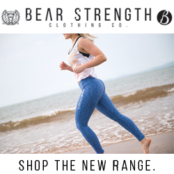 Bear Strength New Summer Range