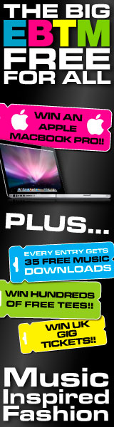 Win a Macbook Pro and Music Downloads