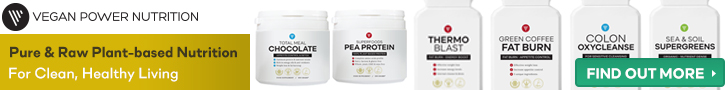 Pure and Raw Plant-based Nutrition, for Clean, Healthy Living