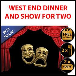 theatre, westend, london, dinner, show