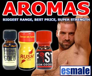 gay men aromas
