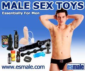 ES Male - Male Sex Toys