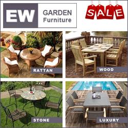 EW Garden Furniture Sale