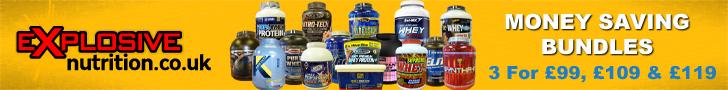 Whey Protein Money Saving Bundles
