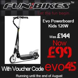 EVO Fun Bikes