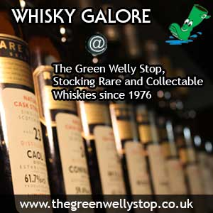 Specialist whisky - latest whisky on The Green Welly Stop