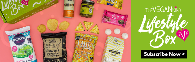 TheVeganKind - The UKs Most Popular Subscription Boxes for Vegans