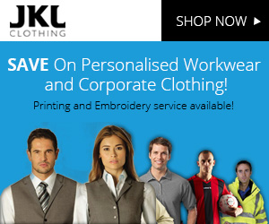 Save On Personalised Workwear and Corporate Clothing