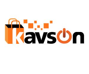 Kavson store company logo