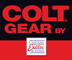 Colt Gear by CalExotics Real Men Only