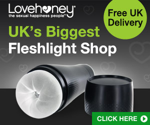Free UK delivery on Fleshlights