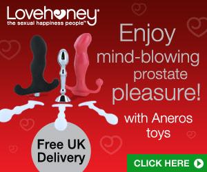Enjoy Mind Blowing Prostate Pleasure