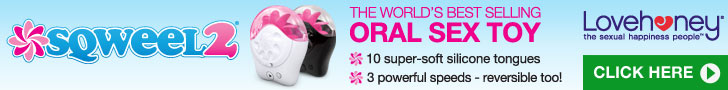 New! Sqweel 2 the worlds best selling oral sex toy!