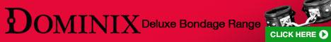 Dominix Deluxe Bondage Range