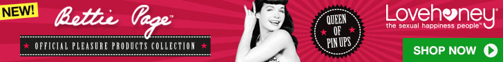 Explore the Bettie Page Collection