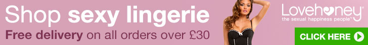 Shop Sexy Lingerie with our 365 day no-quibble returns