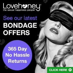 Save £££ with our amazing Bondage Offers at Lovehoney