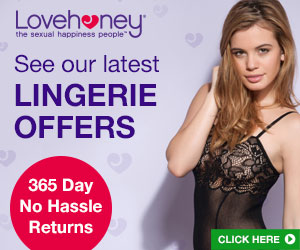 Save £££ with our amazing Lingerie Offers at Lovehoney