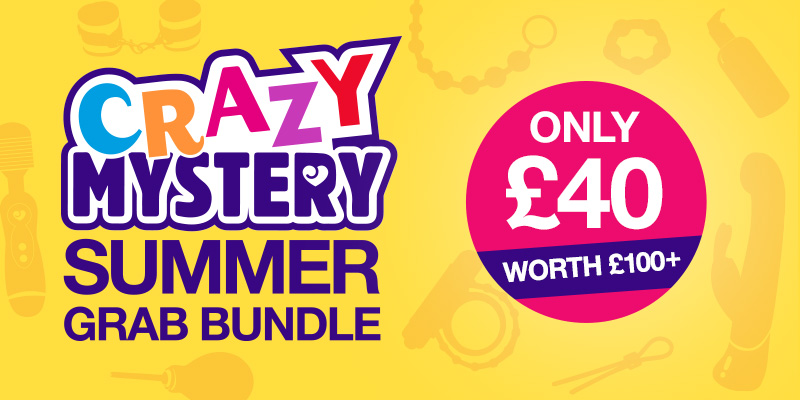 Crazy Mystery Summer Bundles only £40, worth over £100