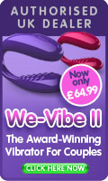 We-Vibe II at LoveHoney, Authorised UK Dealer