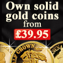 Gold Coins from £39.95