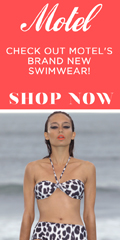 AMAZING New Swimwear at MOTEL - Shop Now and get a FREE Tote Bag