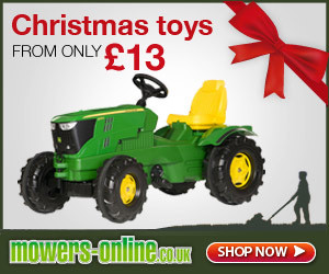 Christmas toys from �13