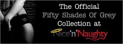 The Official Fifty Shades Collection at Nice n Naughty
