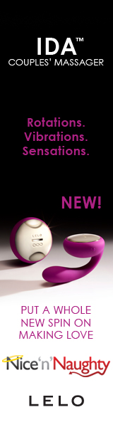 Lelo Ida Now available at Nice n Naughty