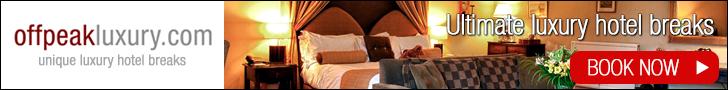Ultimate luxury hotel breaks