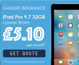Gadget Insurance - Apple iPad Pro 9.7 32GB