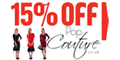 15% Off at Pop Couture