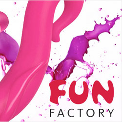 Funky fun and fresh sex toys from Fun Factory