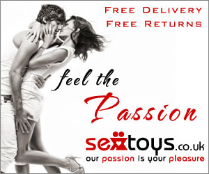 Feel the Passion at Sextoys.co.uk