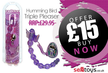 Get your Half Price Humming Bird this week for just £15