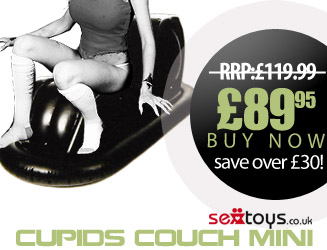 Save £30 on the brand new Cupids Couch Mini!